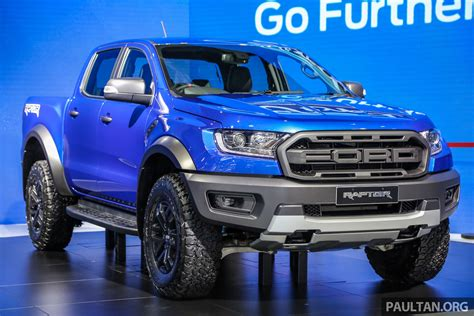 Ford Ranger Raptor to cost RM222,600 in Australia