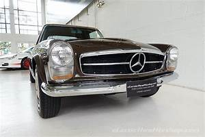 Mercedes 230 Sl : 1966 mercedes benz 230 sl havana brown classic throttle shop ~ Medecine-chirurgie-esthetiques.com Avis de Voitures