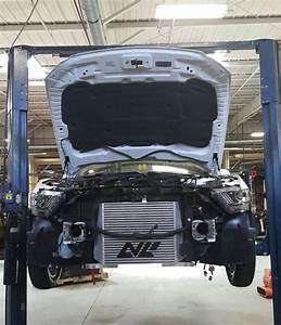 Levels Performance 2015-2018 Ford Mustang Ecoboost Race Intercooler Up