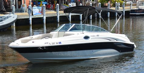 Deck Boat Or Bowrider by Sea 240 Sundeck Chaparral Deck Bow Bowrider Regal