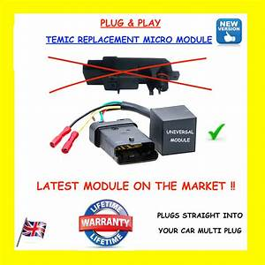 Renault Megane    Scenic Electric Window Module    Motor