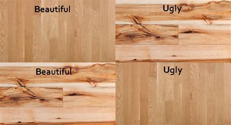 Wood Flooring Grades the Beauty and Ugly   Floor Central