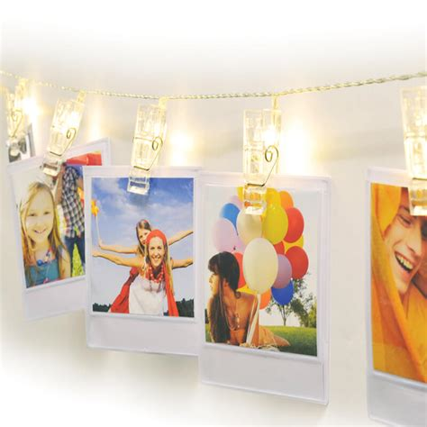 polaroid string lights buy  prezzyboxcom