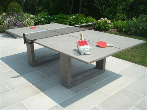 picture of outdoor decor trend concrete furniture pieces