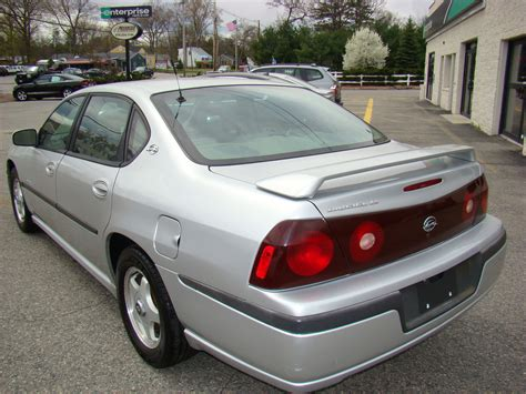 2001 Chevrolet Impala Ls Related Infomation,specifications