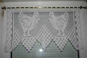 modele crochet rideau gratuit 20