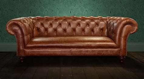 Chesterfields Of England Clarendon Chesterfield Sofa