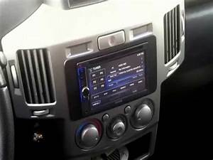 Mitsubishi Endeavor Radio Dash Kit
