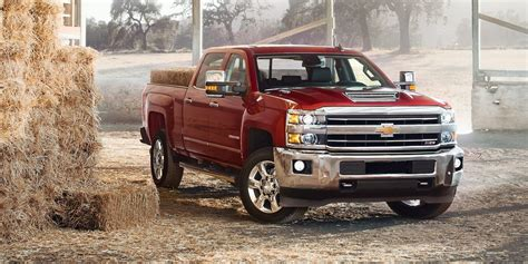 2018 Chevy Silverado 2500hd Release Date, Price, Features