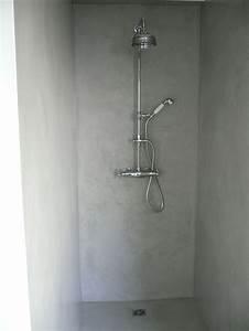 Enduit Béton Ciré : b ton cire b ton cire mercadier pinterest ~ Premium-room.com Idées de Décoration