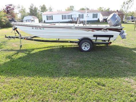 Jon Boat For Sale New York by Jon Boat New And Used Boats For Sale In New York