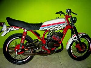 Kumpulan Modifikasi Motor Yamaha Rx King Paling Kece Terbaru