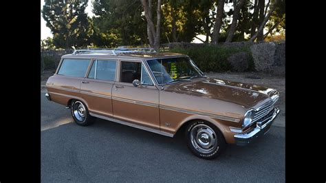 Station Wagon For Sale by Sold 1963 Chevrolet Station Wagon For Sale By