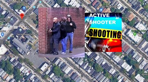 jersey city active shooter reported officer shot ongoing