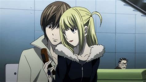 Anime Kiss Death Note Anime Review Death Note Senpai Knows