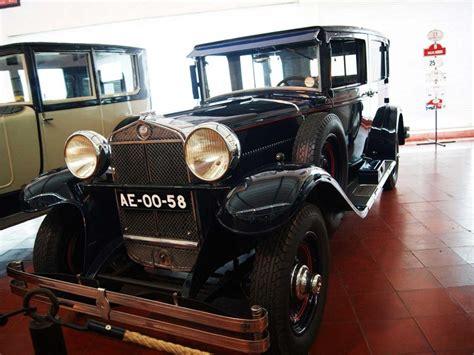 1929 Fiat 525 N Museum Exhibit 360carmuseumcom