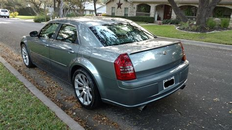 Sold 2006 Chrysler 300 Srt8