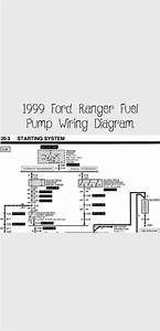 1999 Ford Ranger Fuel Pump Wiring Diagram In 2020