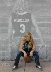 Basketball Senior Picture Poses Ideas for Girls