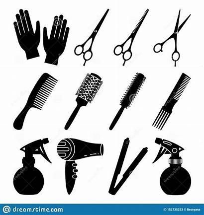 Tools Hairdresser Salon Equipment Dresser Label Hairdressing