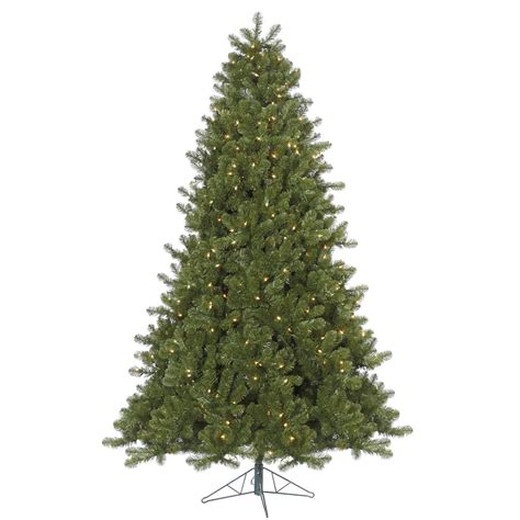 4 5 foot ontario spruce christmas tree italian led lights