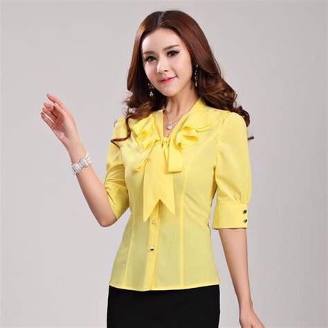 s shirts and blouses modelos de blusas amarela com pesquisa
