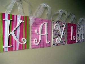 personalized wooden wall letters nursery childrens room 7 With personalized wall letters for nursery
