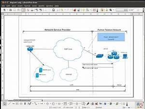 Opensource Alternative To Microsoft Visio  U2013 Libreoffice