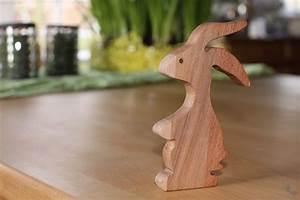 Holz Bastelvorlagen Kostenlos : hase aus buche nachhaltiges aus sozialen manufakturen ~ Yasmunasinghe.com Haus und Dekorationen