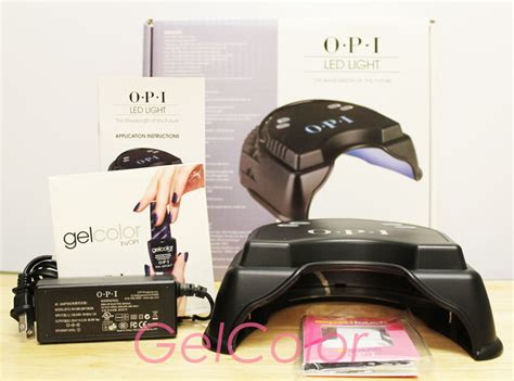 hot deal opi gelcolor led lamp gc900 110v 240v light