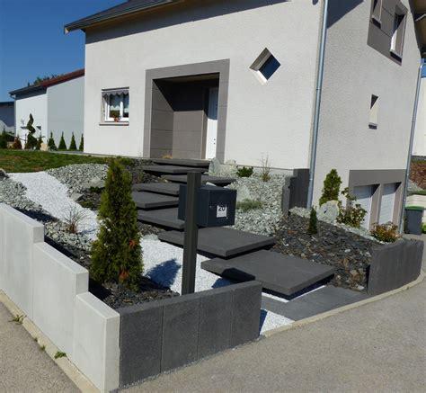 amenagement exterieur maison moderne amenagement exterieur devant maison moderne creteil design