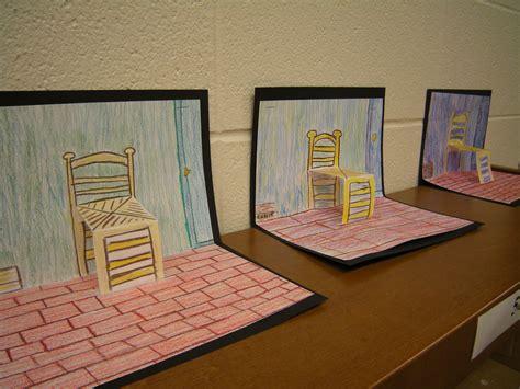 artolazzi van gogh pop  chairs