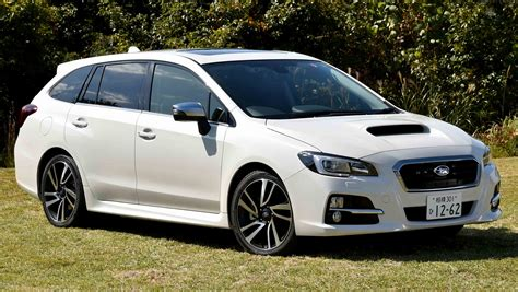 subaru japanese 2016 subaru levorg review quick first drive car reviews
