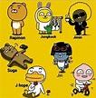 Kakao friends | ARMY's Amino
