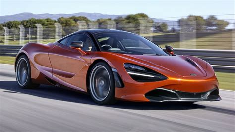 The McLaren 720S is Running 9-Second Quarter Miles from ...
