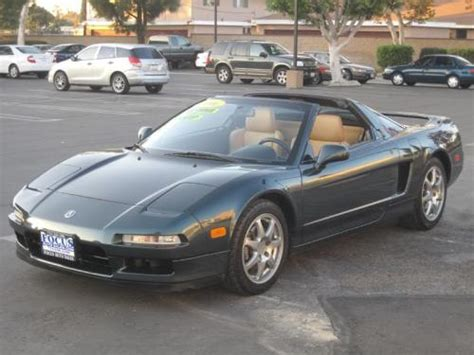 Photo Image Gallery & Touchup Paint: Acura Nsx in ...