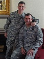 Brother generals Mike and Charlie Flynn - News - The ...