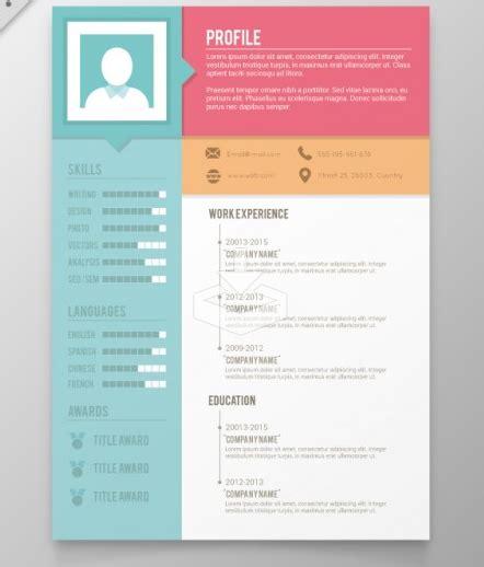 creative resume cv templates xdesigns