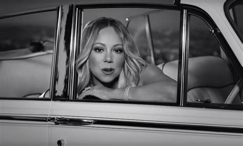 Mariah Carey Delivers Sexy Video For