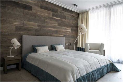 idee deco chambre adulte gris 3 amenagement chambre adulte moderne bois le poser grand