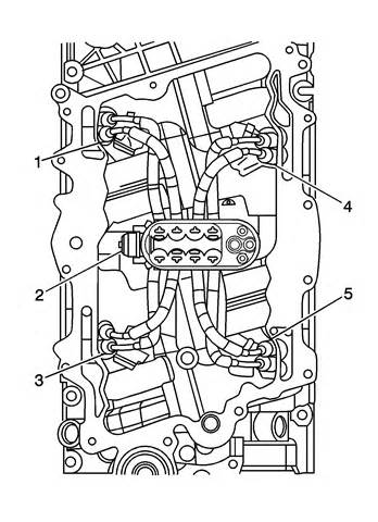 similiar 5 7 350 chevy engine diagram keywords 1996 chevy vortec ignition control module location further chevy 4 3