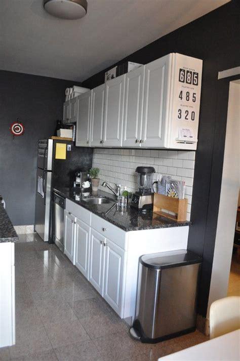 black galley kitchen best 25 white galley kitchens ideas on rubber 1681