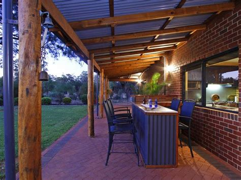 outdoor living design  verandah   real australian