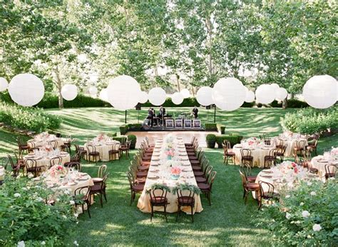 best 25 garden wedding ideas on