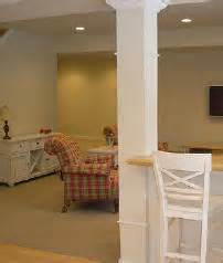 basement wrap basement pole wraps post lally column covers elite trimworks