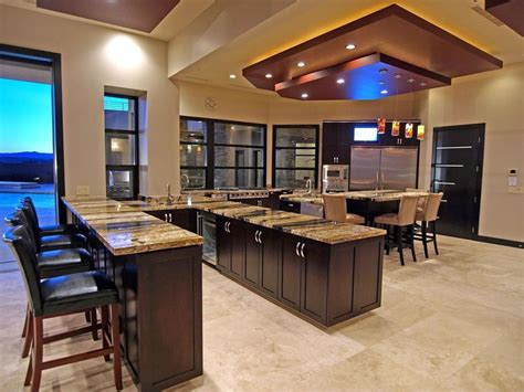 kitchen island bars 37 gorgeous kitchen islands with breakfast bars pictures 1836