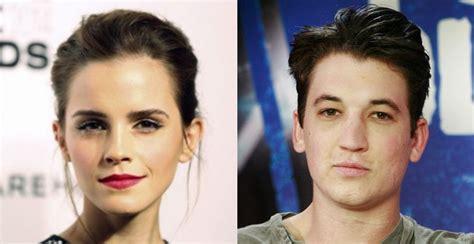 Emma Watson Miles Teller Deemed Too Demanding For