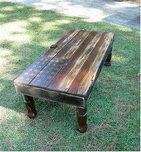 Recycled Pallet Furniture: 25 Unique Ideas 99 Pallets
