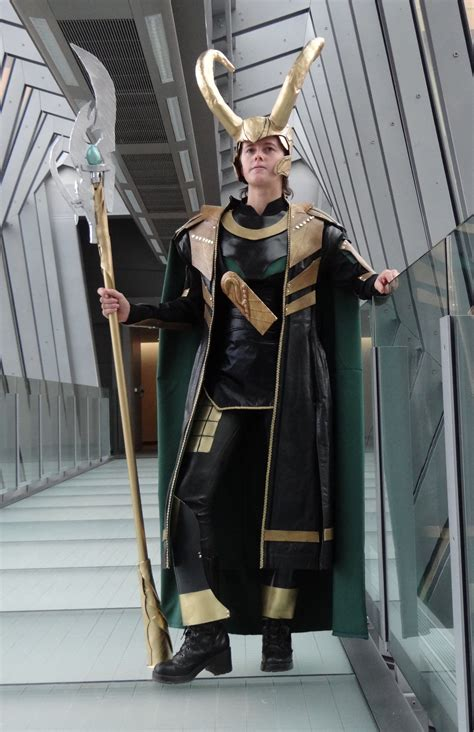 My Loki Cosplay