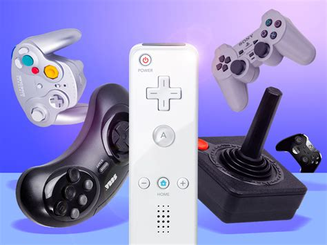 Ranked The 10 Best Game Controllers Ever Stuff